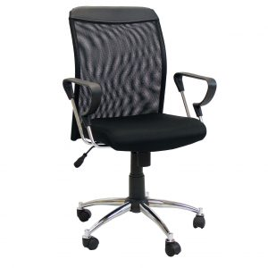 mesh desk chair furinno hidup mesh desk chair