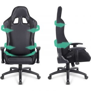 mesh gaming chair ochair bk