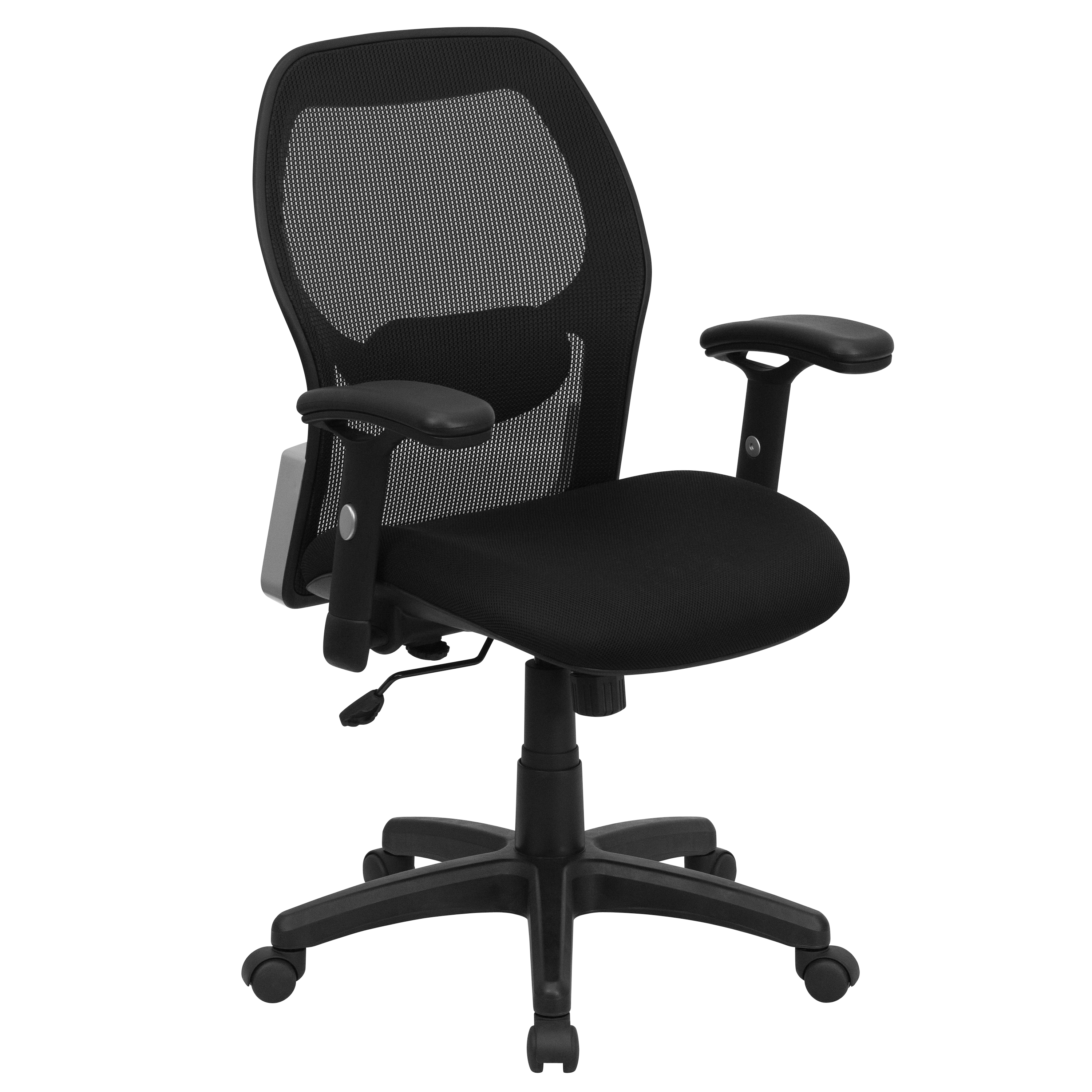 mesh seat office chair lf wb gga super mesh office chair with blac