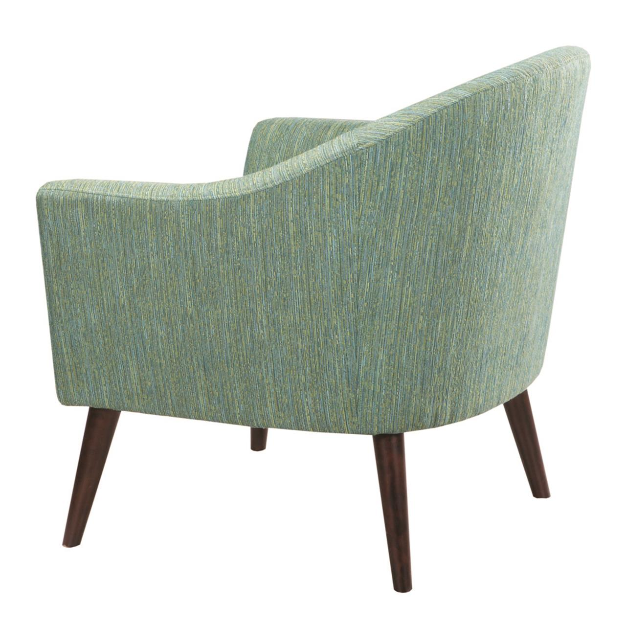 mid century accent chair