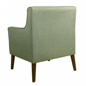 mid century accent chair k f y back