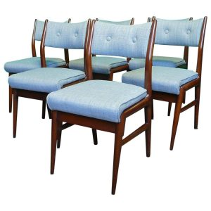 mid century dining chair z