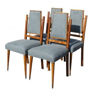 mid century dining chair s l