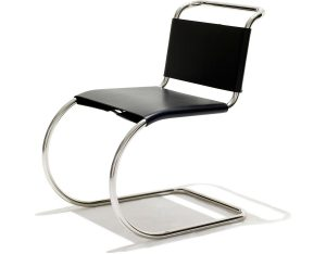 mies van der rohe chair mr side chair ludwig mies van der rohe knoll
