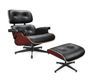 modern leather chair ec modern leather lounge chair black