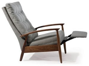 modern recliner chair modern recliner chairs for small spaces