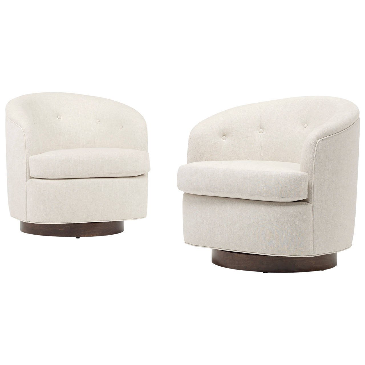 modern swivel chair l