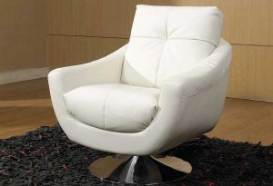 modern white leather chair danae modern stylish white leather chairs
