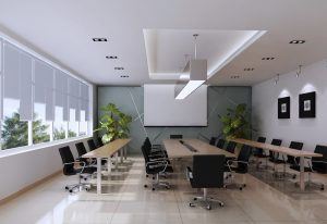 modern white office chair white conference room design with black chair