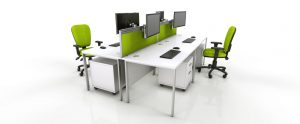 modern white office chair white office furniture green