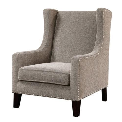 modern wingback chair $