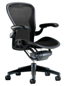 most comfortable desk chair herman miller aeron chair