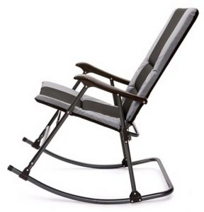 most comfortable folding chair folding rocking chair most comfortable seating place unique style easy folded models dark painted iron legs elegant designed product outdoor decors