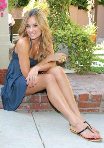 nicole miller chair lauren conrad feet