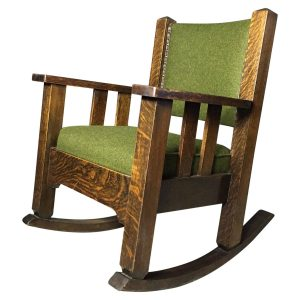 oak rocker chair z