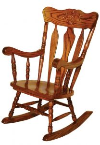 oak rocker chair mwchildrockerdaisyw large