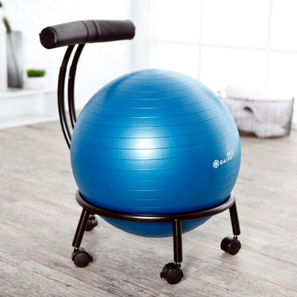 office ball chair