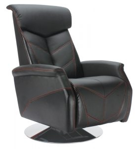 office chair recliner carbon fiber style black car reclining office chair