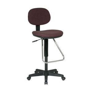 office chair with footrest dc
