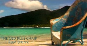old blue chair old blue chair drink