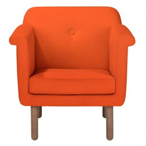 orange accent chair x primary