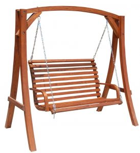 outside swing chair o
