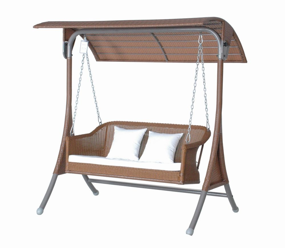 outside swing chair