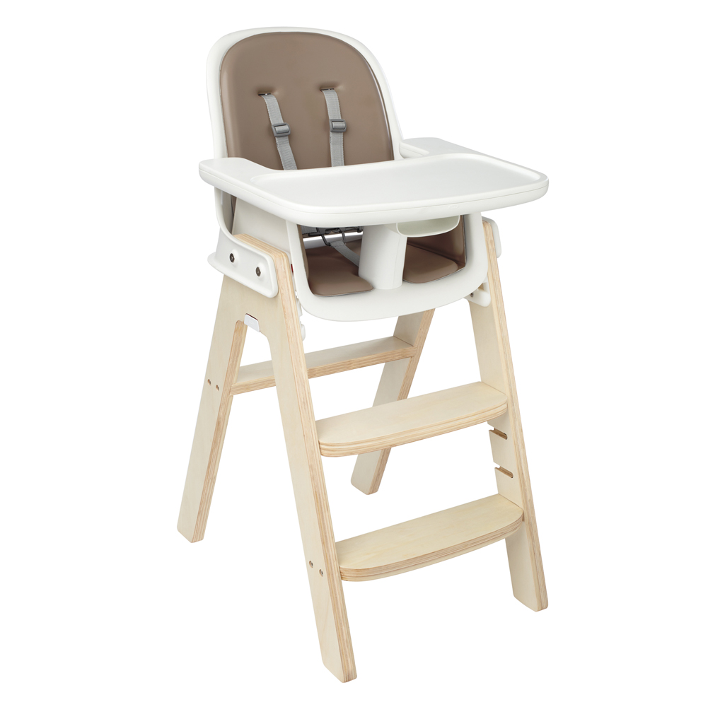 oxo sprout high chair oxo tot sprout chair taupe birch