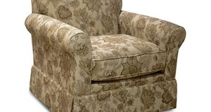 paisley accent chair z