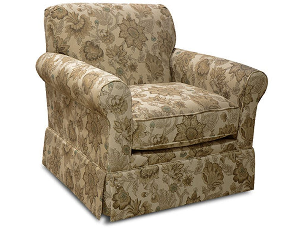paisley accent chair