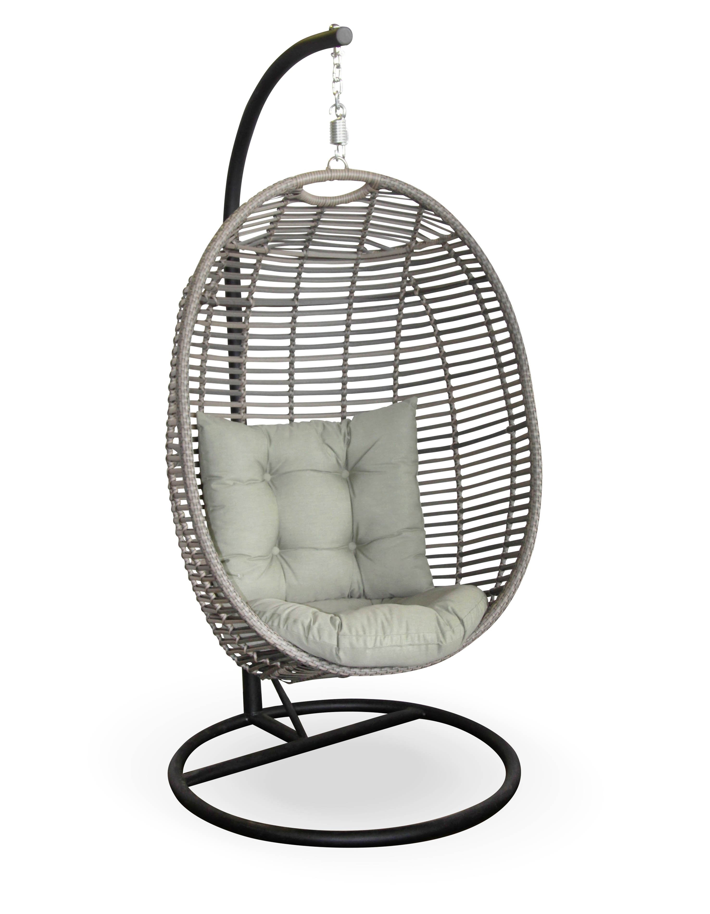 papasan swing chair
