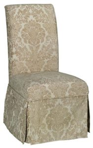 parson chair slipcover traditional chairs