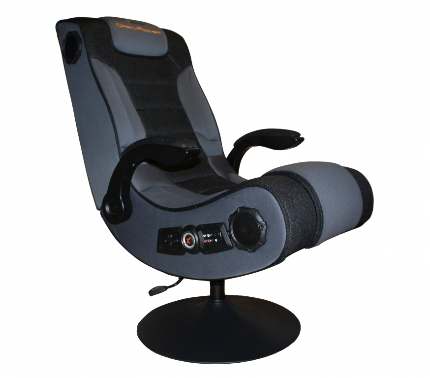 pedestal gaming chair