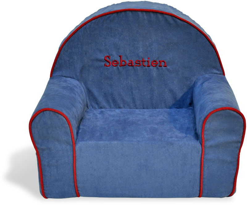 personalized toddler chair