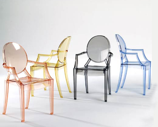 philip starke ghost chair ghost chairs
