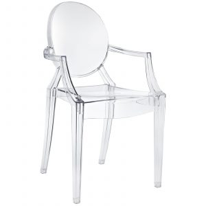 philipe starck ghost chair eei clr