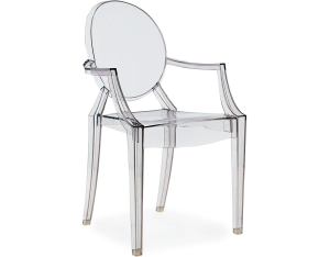 philipe starck ghost chair kartell
