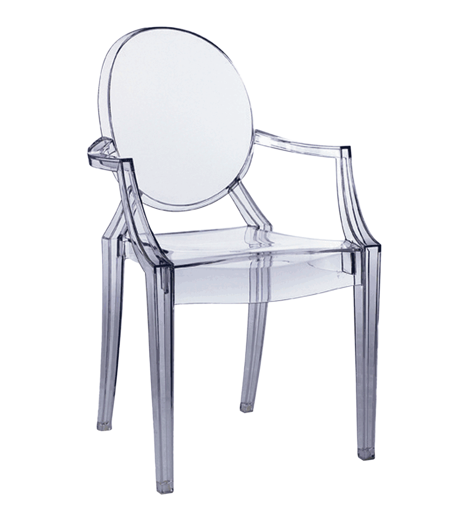 philipe starck ghost chair