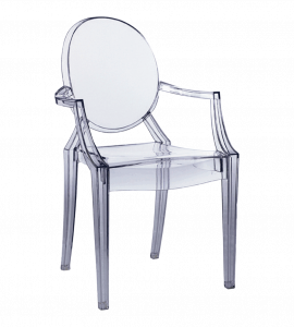 philippe starke ghost chair philippe starck ghost chair
