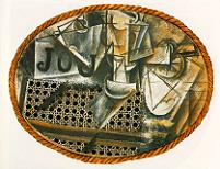 picasso still life with chair caning pablo picasso gallery caning glarge