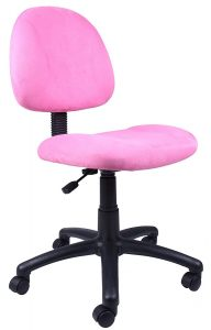 pink desk chair gndzol sl