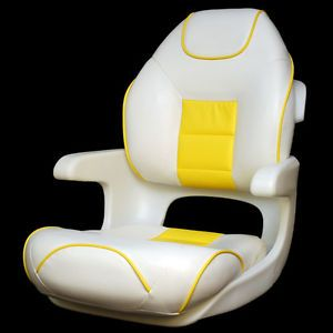 pontoon captain chair