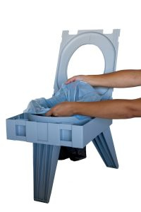 porta potty chair ynlsygkil sl