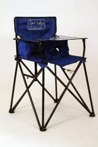 portable high chair ciao baby portable high chair blue
