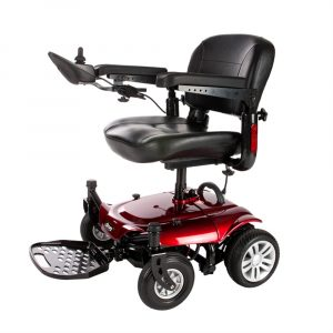 power wheel chair cobalt x