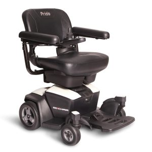 pride wheel chair pride go chair g white