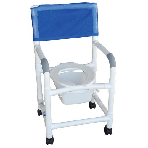 pvc shower chair sq pail