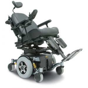 quantum power chair z power wheelchair by quantum rehab