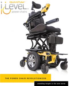 quantum power chair ilevel the power chair revolutionized