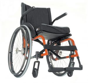 quickie wheel chair quickiehp